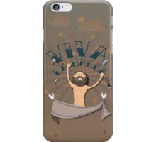 Viva la Barba iPhone Case/Skin