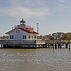Lighthouse Friendship by GalleryThree
