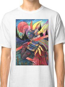 El huervo samurai 2 Classic T-Shirt