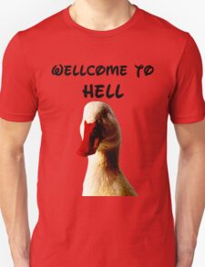 THE DEVIL DUCK T-Shirt