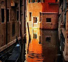 I Dream of Venice by Barbara  Brown