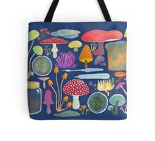 Mycology Tote Bag