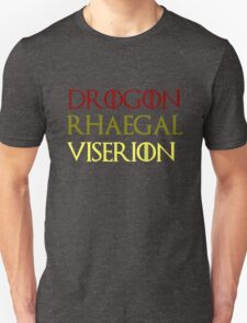 Game Of Thrones - Dragons T-Shirt