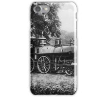 Vintage Locomotive iPhone Case/Skin