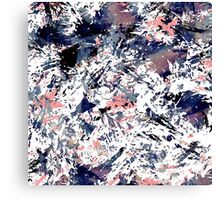 Mineral Scatter Canvas Print