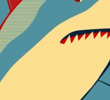 Bruce Shark For President Sticker