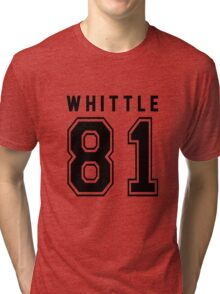 WHITTLE 81 Tri-blend T-Shirt