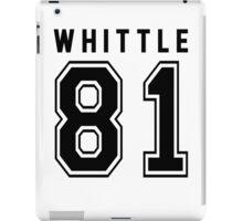 WHITTLE 81 iPad Case/Skin