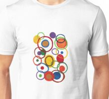Rings of happiness  Unisex T-Shirt