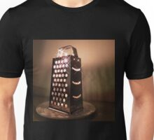 Cheese Greater Grater Unisex T-Shirt