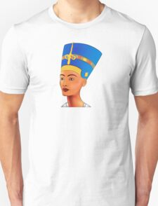 Nefertiti - queen of ancient Egypt Unisex T-Shirt