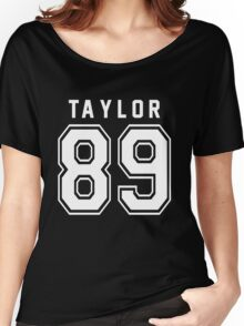 TAYLOR 89 Women's Relaxed Fit T-Shirt