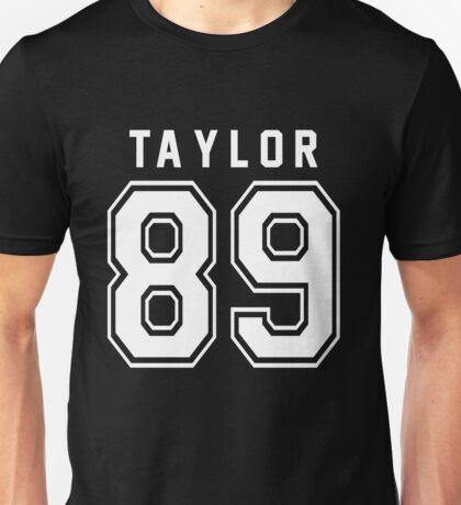 TAYLOR 89 Unisex T-Shirt