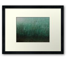 Castillo Patina Framed Print