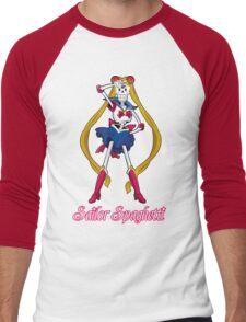 Undertale Sailor Papyrus Men's Baseball ¾ T-Shirt