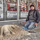 Sandy the Dog by SylviaHardy