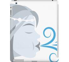 Mother Nature Emoji iPad Case/Skin