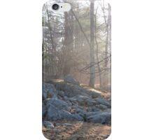 Pocono Sunrise iPhone Case/Skin