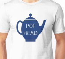 Pot Head Tea Pot Unisex T-Shirt