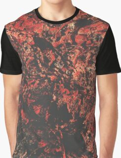 Texture Graphic T-Shirt