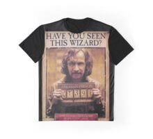 Sirius Black! Graphic T-Shirt