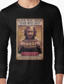 Sirius Black! Long Sleeve T-Shirt