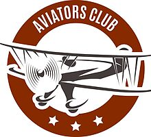 Aviation Emblem by devaleta