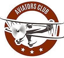 Aviation Emblem Photographic Print