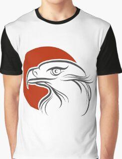 Eagle Emblem Graphic T-Shirt