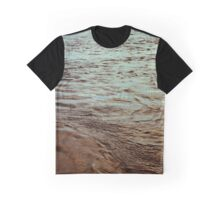 The Sunset's Reflection Graphic T-Shirt