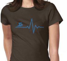 SwimLife Womens Fitted T-Shirt