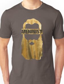 Meninist Limited Edition Gold Beard tshirts, hoodies and more Unisex T-Shirt