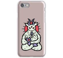 Spirit Goat iPhone Case/Skin