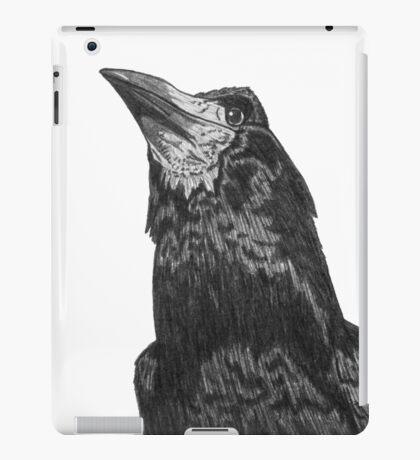 Raven Superhero Doodle iPad Case/Skin