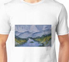 Stormy Haida Gwali British Columbia Unisex T-Shirt