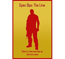 Spec Ops: The Line Photographic Print