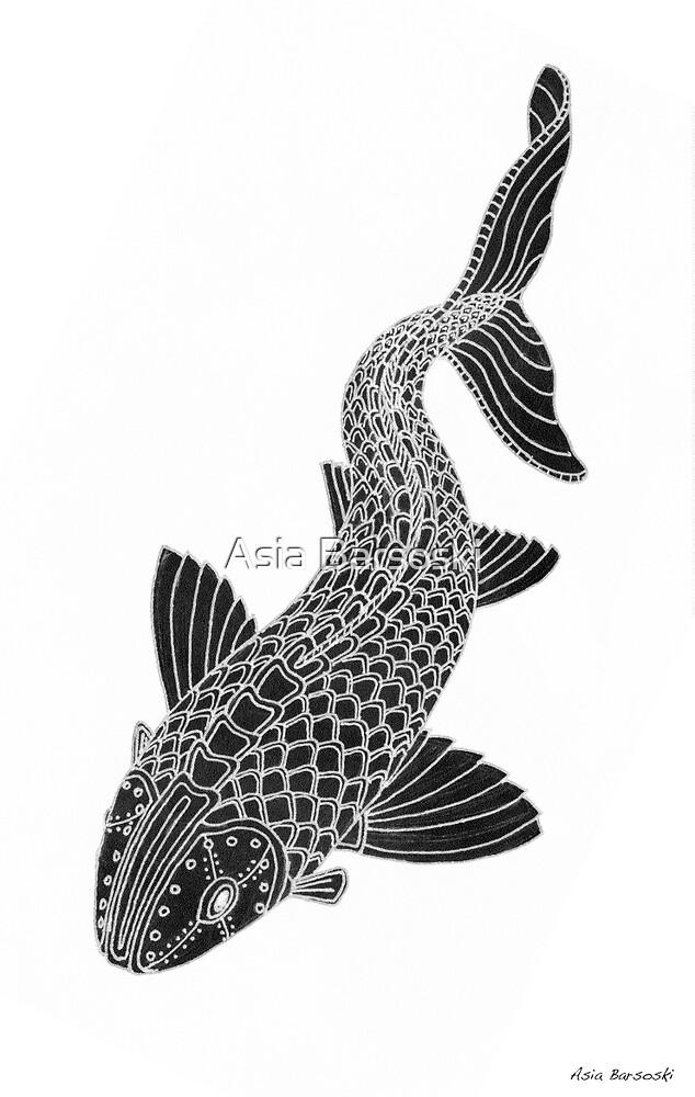 Robofish 2 by Asia Barsoski