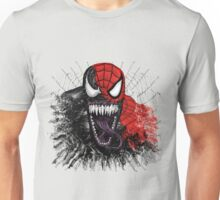 spiderman venom mash up Unisex T-Shirt