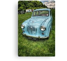 Austin A34 Saloon Canvas Print