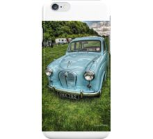 Austin A34 Saloon iPhone Case/Skin
