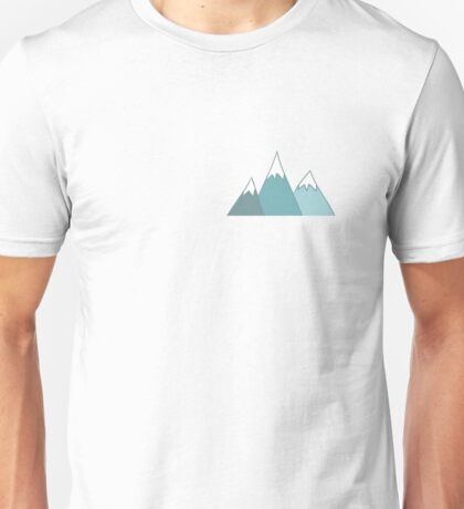 third focus blue mountains  Unisex T-Shirt