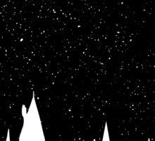 Hogwarts Space Sticker