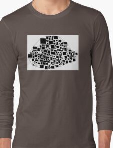 Abstract Study 2 Long Sleeve T-Shirt