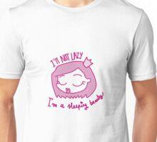 Lazy princess Unisex T-Shirt