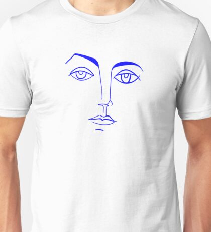 Sketch by Picasso Unisex T-Shirt