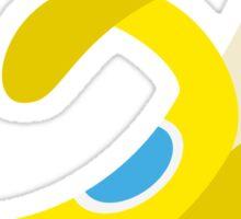 Banana emoji Sticker
