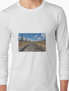Railroad Long Sleeve T-Shirt