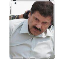 El Chapo Arrest iPad Case/Skin