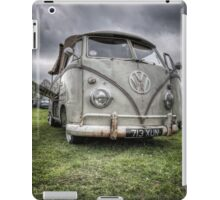 VW Split Screen Pick Up iPad Case/Skin