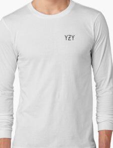 YZY Long Sleeve T-Shirt